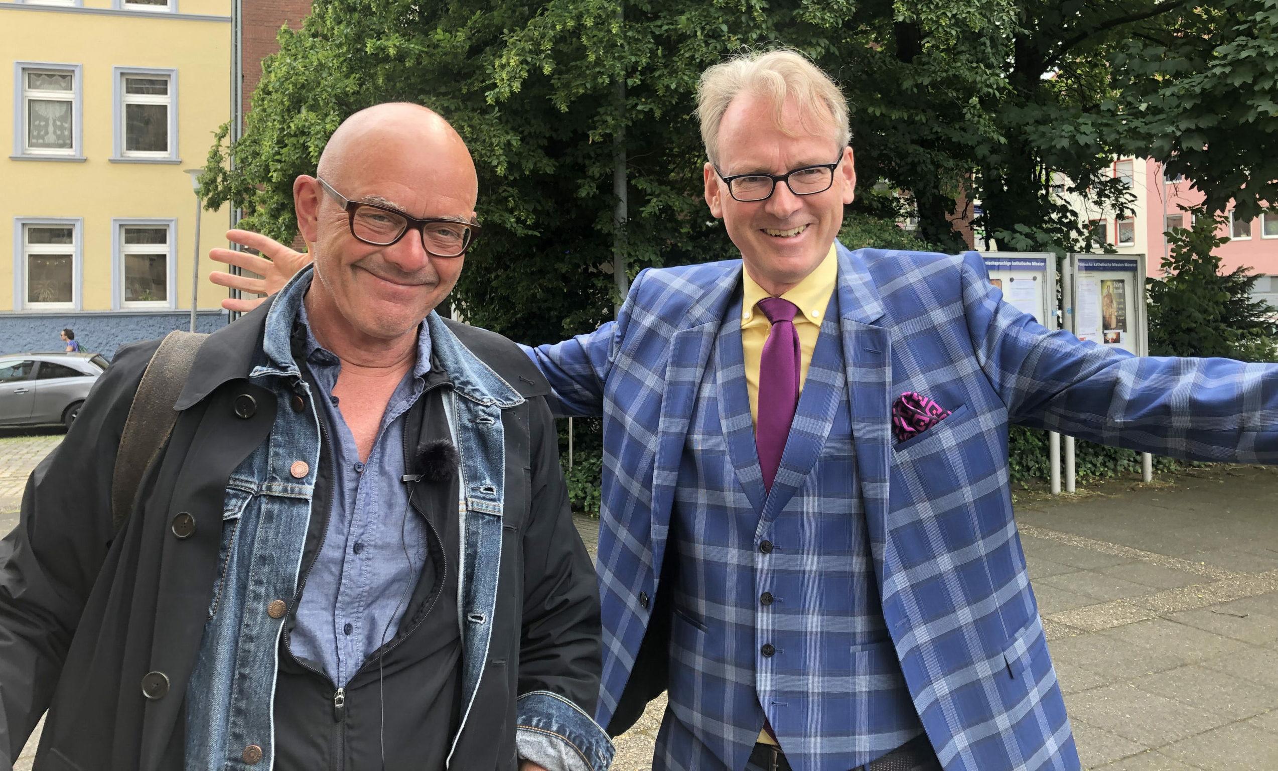 Kulturspaziergang Wilhelm Schlotterer & Adam Riese